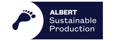 Albert+ Sustainable Production